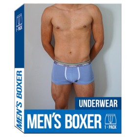 Boxer UW2U Light Blue