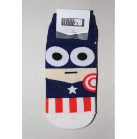 Calcetín Capitán América