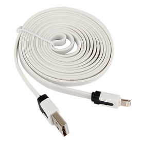 Cable USB iPhone 5/5C/5S/6 200cm